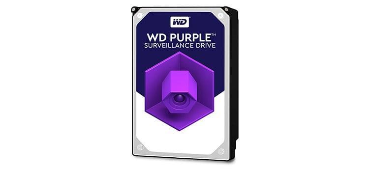 e7d31444a Western Digital apresenta cartão de vigilância para captura confiável de  vídeos 24 7